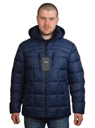 Модель ЗМ10-1 Синий куртка зимняя, мужская