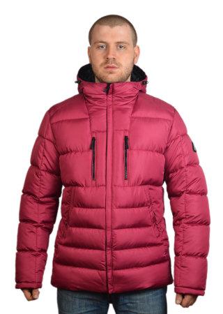 Модель ЗМ 10.23 Св. Бордо куртка, зимняя, мужская