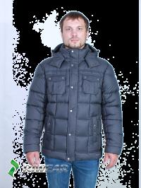 Мужские куртки ЗИМА оптом в Иркутск от Райвер